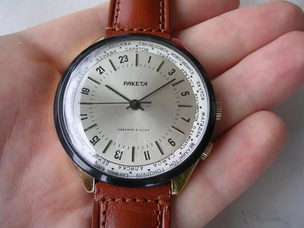 Les Raketa 24 heures soviétiques (1ère partie: Les 2623 et les 2623.H classiques) 4gewwu10