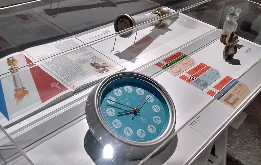 Petite histoire de la Fabrique d'horloges d'Orel 56jo410
