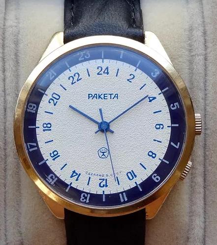 Les Raketa 24 heures soviétiques (1ère partie: Les 2623 et les 2623.H classiques) - Page 3 594bb016