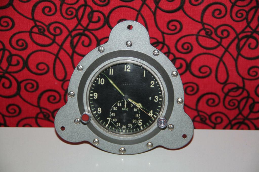Une horloge technique 60ЧП 61wate10