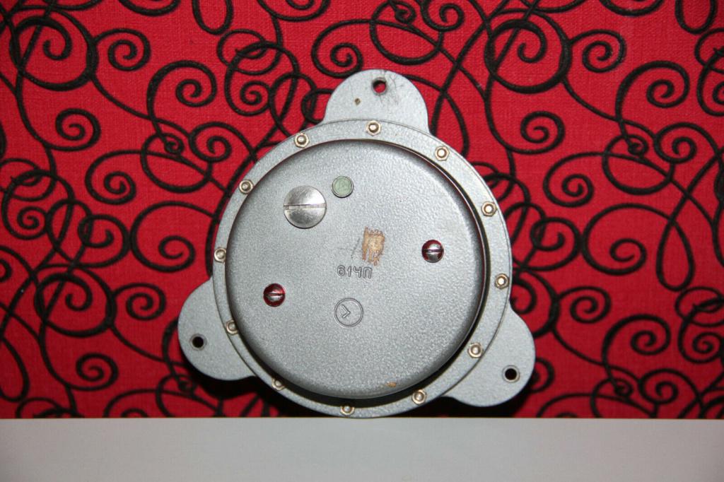 Une horloge technique 60ЧП 61wate11