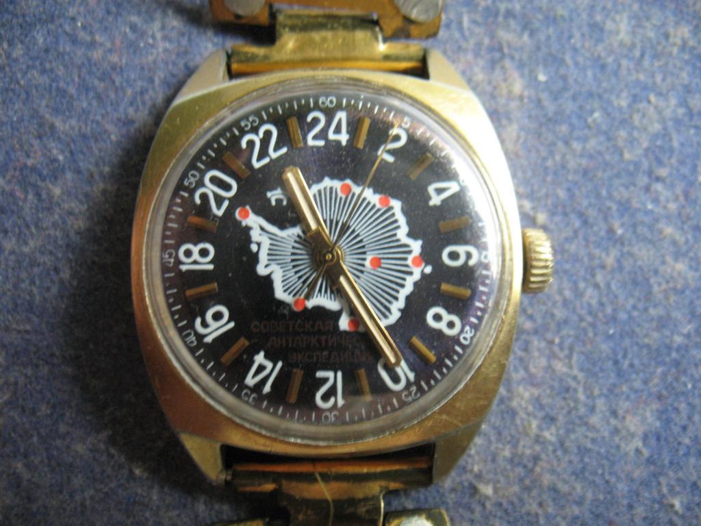 Les Raketa 24 heures soviétiques (1ère partie: Les 2623 et les 2623.H classiques) _57a12