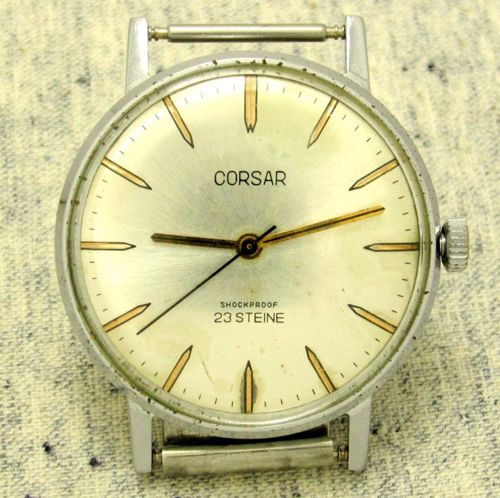 Kuco, Corsar: La distribution des montres soviétiques en Allemagne _57b10