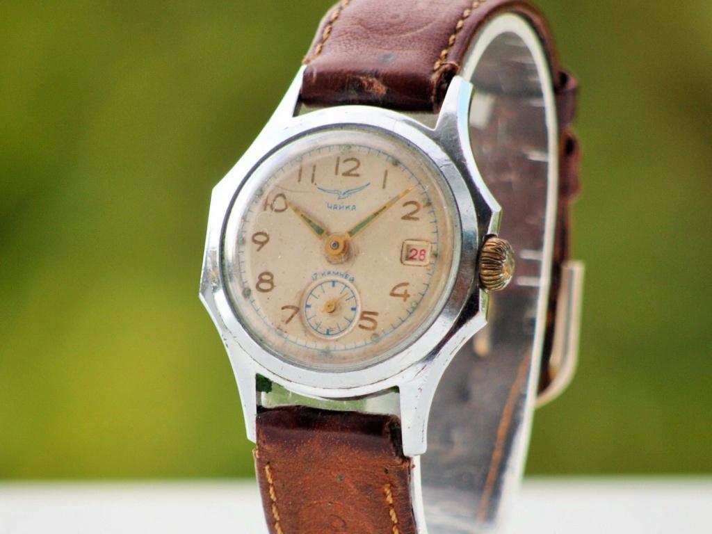 Les montres soviétiques radioactives A43