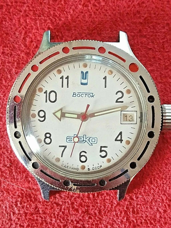 """Vostok """"25 ans de la VAZ"""" Aleko10"""