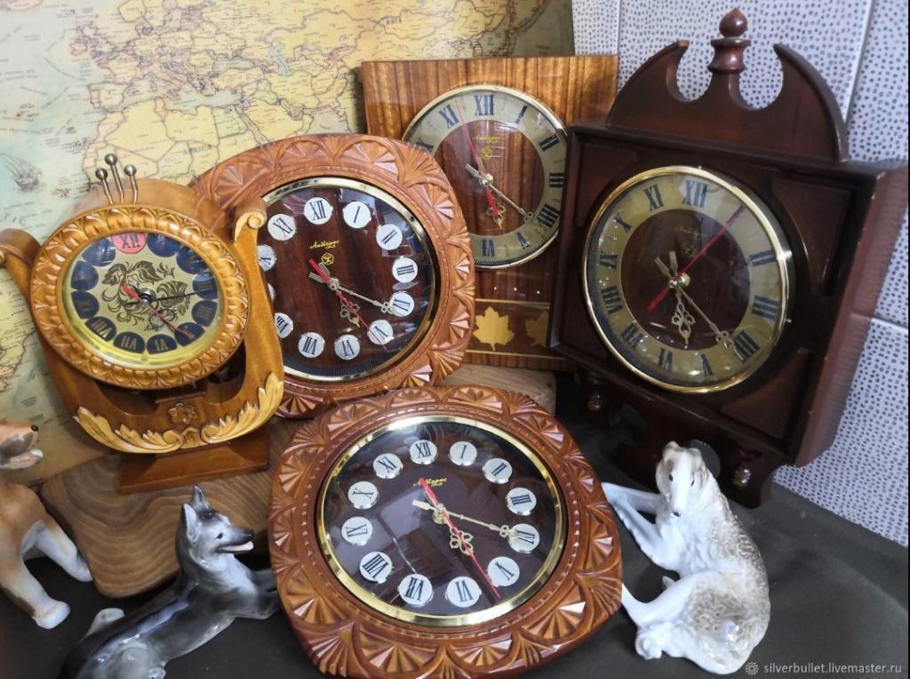 Fabrique d'Horloges d'Art de Moscou Antare11