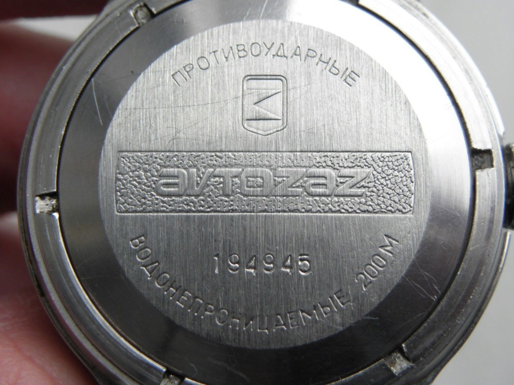 "Vostok ""25 ans de la VAZ"" Av210"