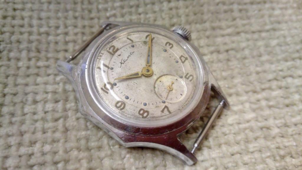 Les montres soviétiques radioactives B37