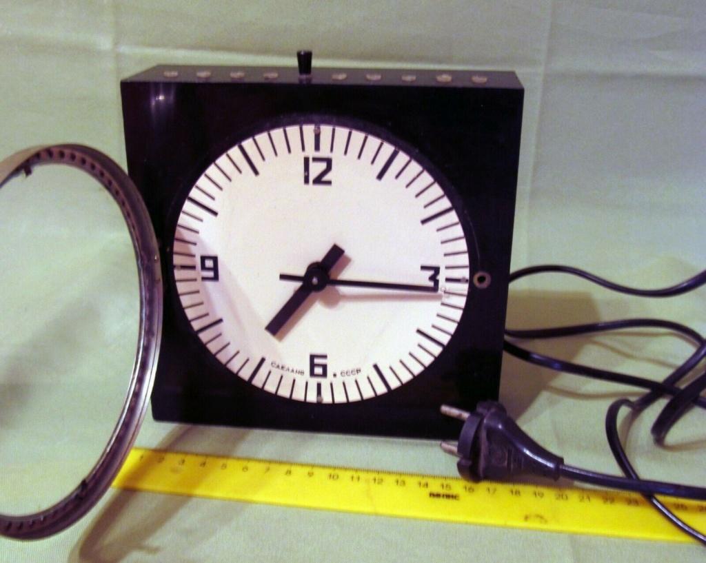 Horloge médicale de la Fabrique EMA de Moscou B43