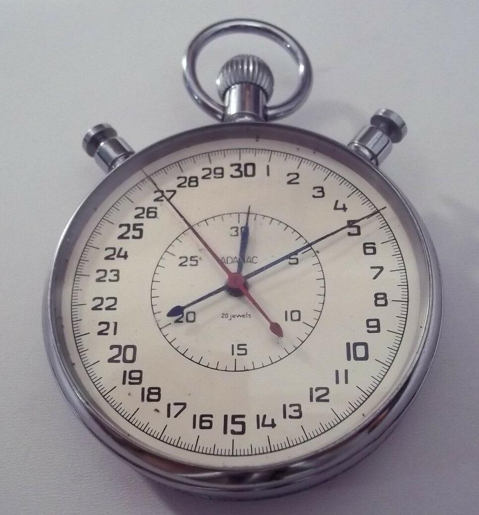 Chronomètre ADANAC (Slava СДСпр-1) B48