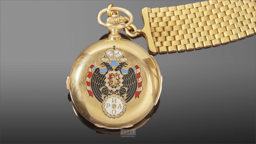 Buhre, Moser et Kahn : trois horlogeries dans la tourmente d'Octobre Buhre211