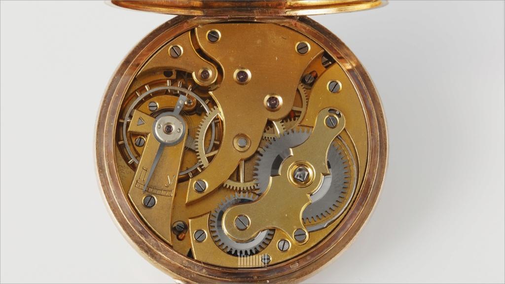 Buhre, Moser et Kahn : trois horlogeries dans la tourmente d'Octobre Buhre311