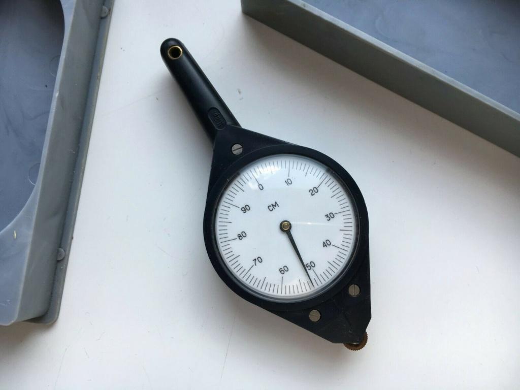 Curvimètre de la Fabrique de Montres de Zlatoust C35