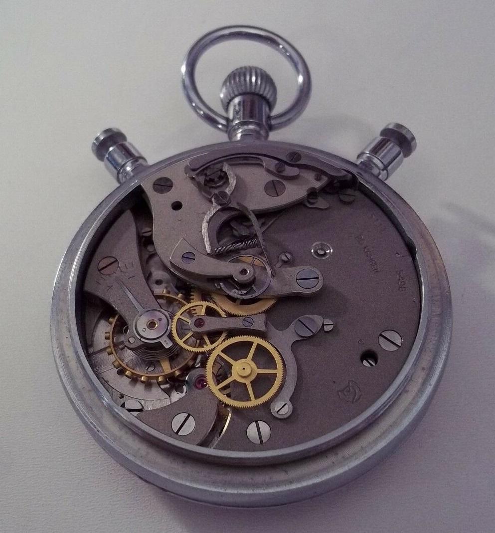 Chronomètre ADANAC (Slava СДСпр-1) C47