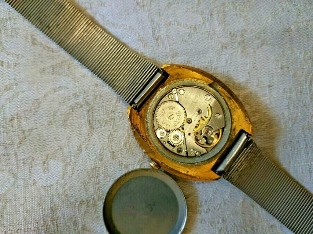Petite histoire de la Fabrique de pièces de montres de Vitebsk D31