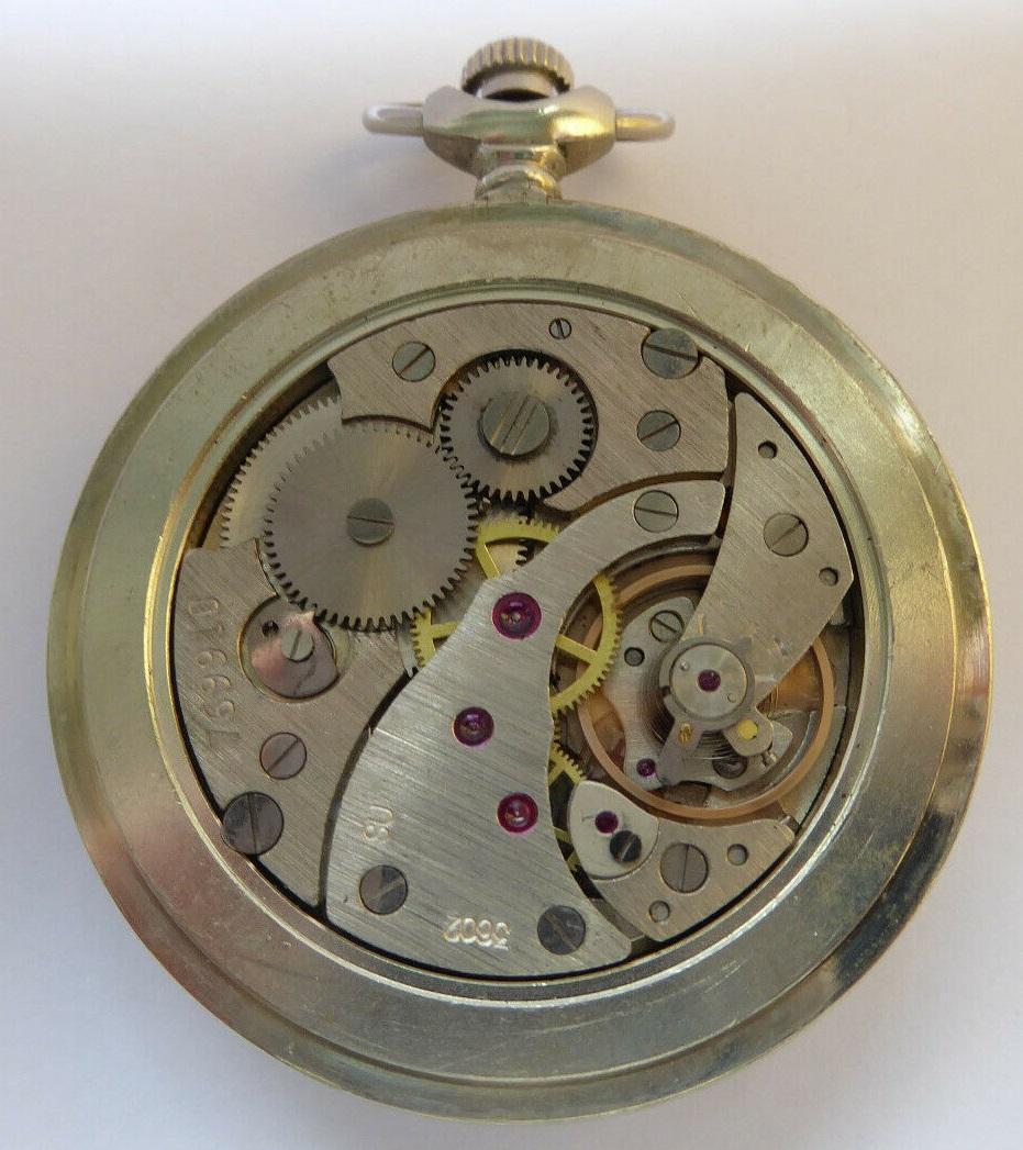 Les Serkisof: des montres soviétiques en Turquie D35