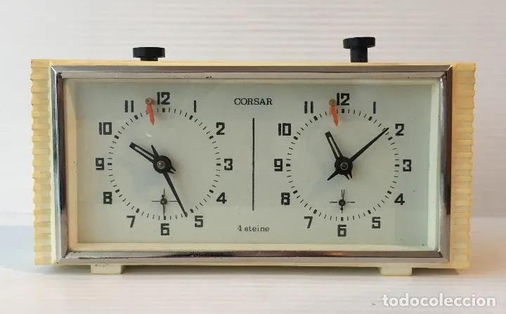 Kuco, Corsar: La distribution des montres soviétiques en Allemagne Echecs10