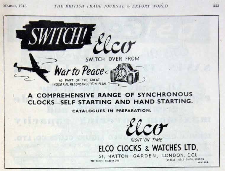 Les marques soviétiques pour l'exportation - Page 8 Elco210