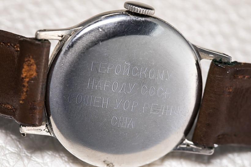 Des montres américaines pour l'Armée rouge! Elgin311