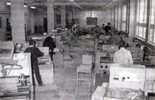 """Elektronika 7 de la Fabrique """"Reflektor"""" de Saratov Elmach10"""