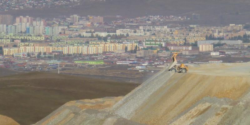"Poljot ""Jeunesse Révolutionnaire de Mongolie"" Erdene10"
