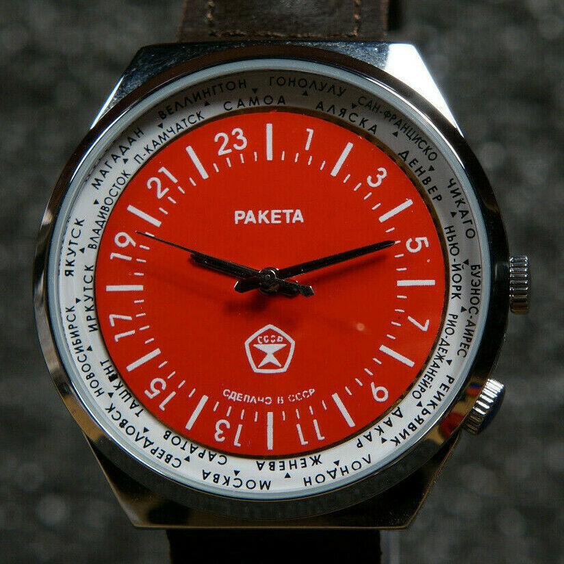 Les Raketa 24 heures soviétiques (1ère partie: Les 2623 et les 2623.H classiques) Fake_r10