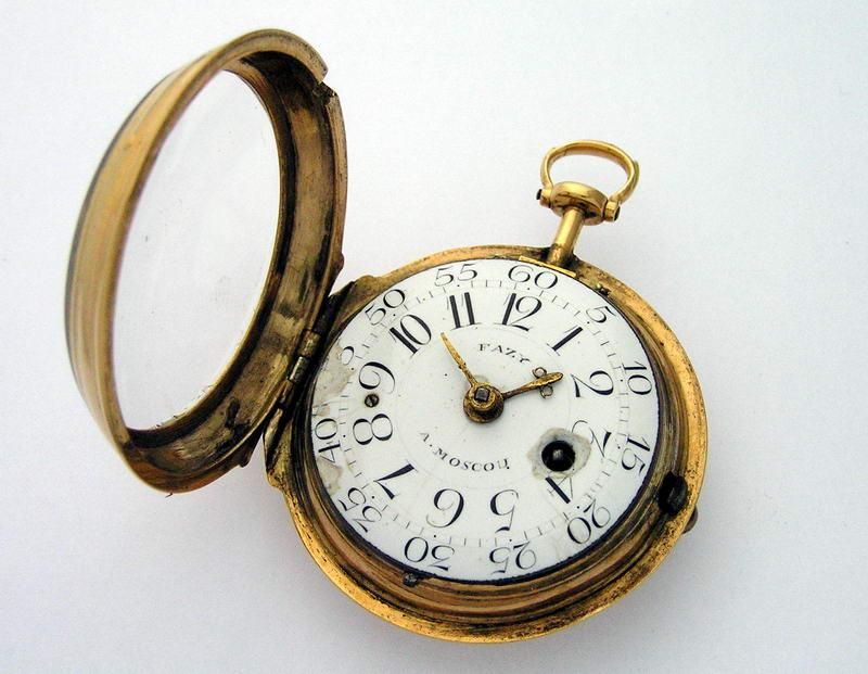 L'horloger de la Grande Catherine Fazy0210