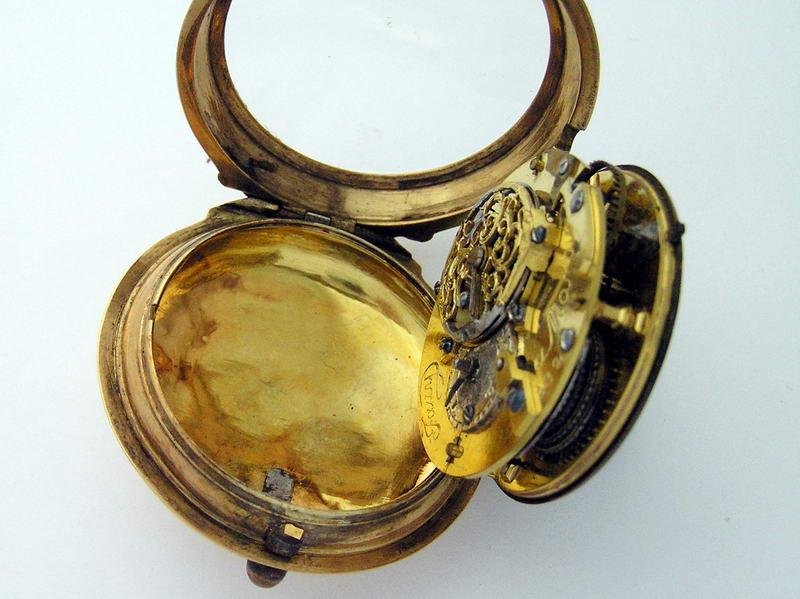 L'horloger de la Grande Catherine Fazy0410