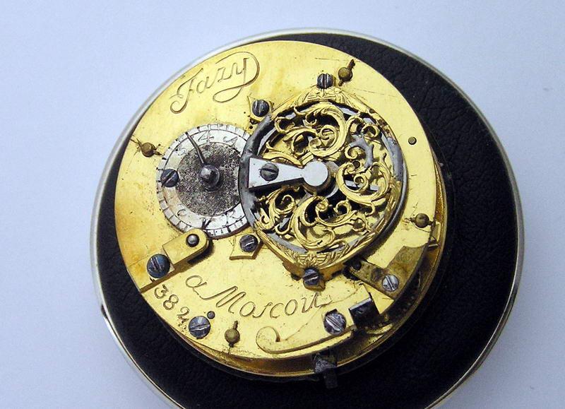 L'horloger de la Grande Catherine Fazy0610