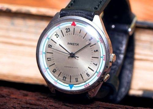 Les Raketa 24 heures soviétiques (1ère partie: Les 2623 et les 2623.H classiques) Franke11