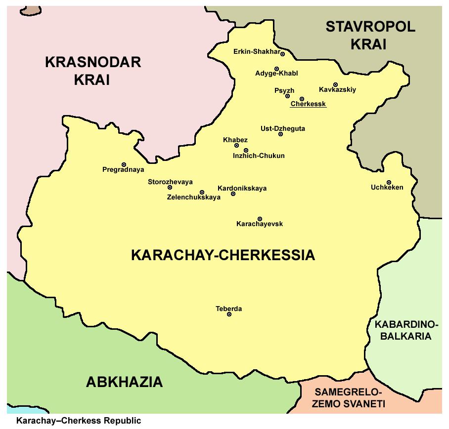 Les fabriques électronico-horlogères de Karatchaïévo-Tcherkessie Karach10