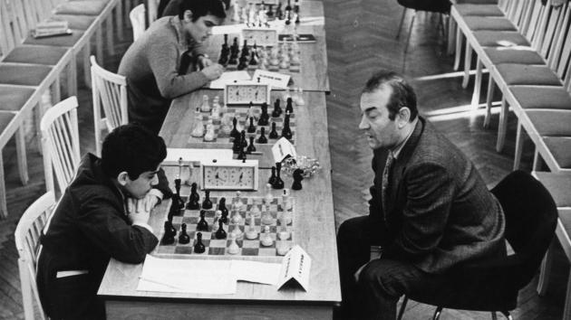 Horloge d'échecs Yantar Kaspar10