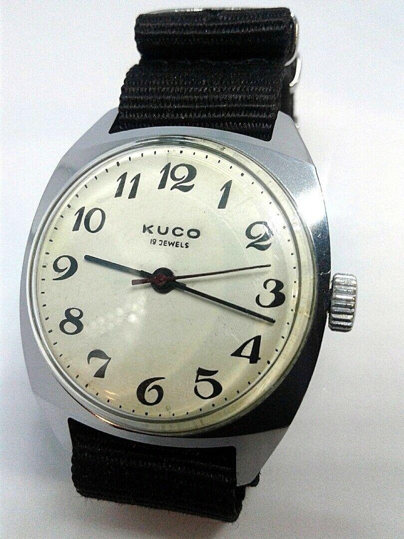Kuco, Corsar: La distribution des montres soviétiques en Allemagne Kuco_r10
