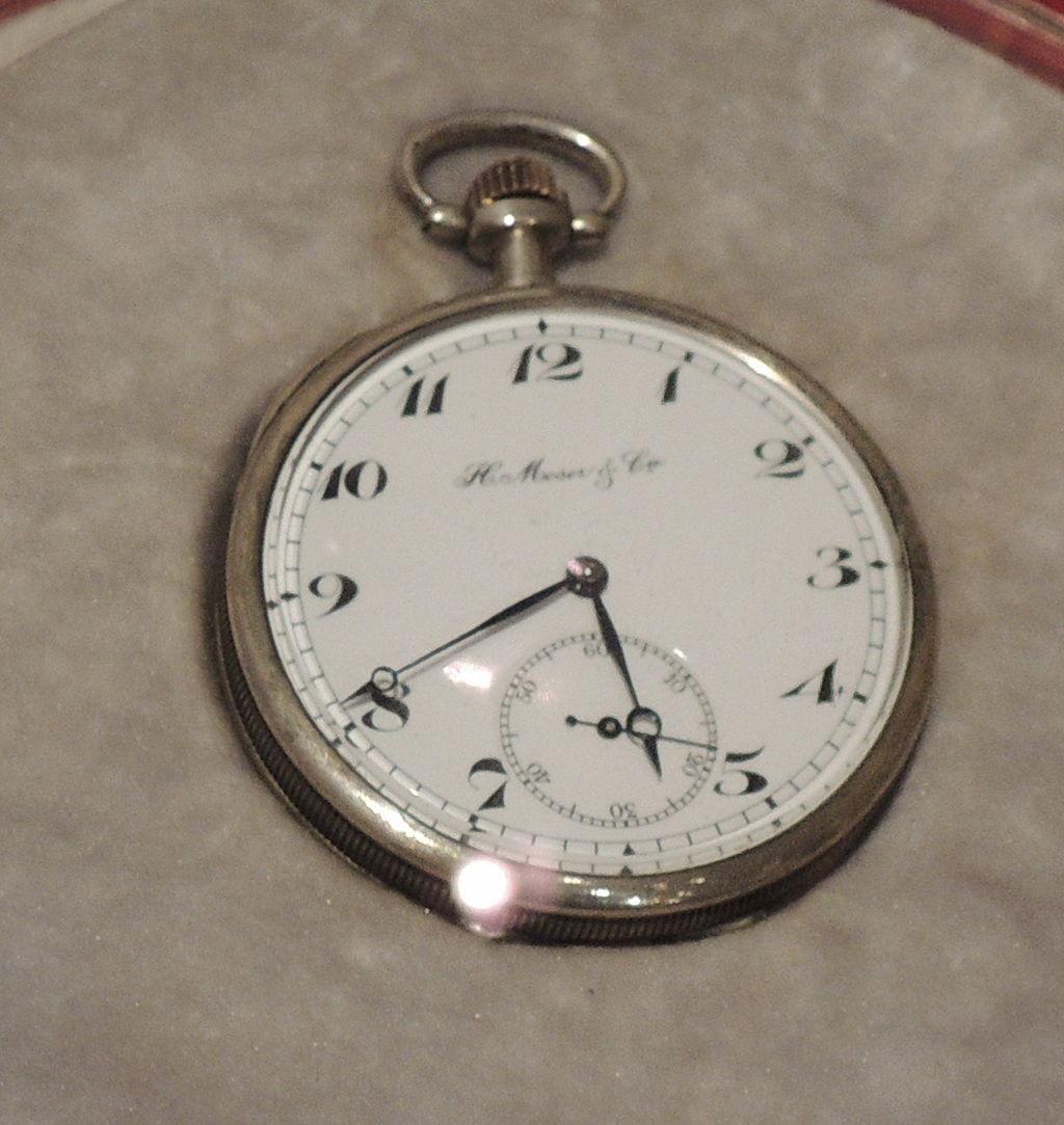 Buhre, Moser et Kahn : trois horlogeries dans la tourmente d'Octobre Lenin_10
