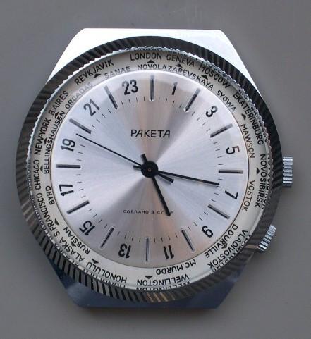 Les Raketa 24 heures soviétiques (1ère partie: Les 2623 et les 2623.H classiques) Lunett10
