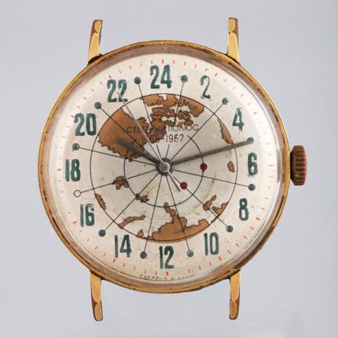 Les Raketa 24 heures soviétiques (1ère partie: Les 2623 et les 2623.H classiques) Oldgol10