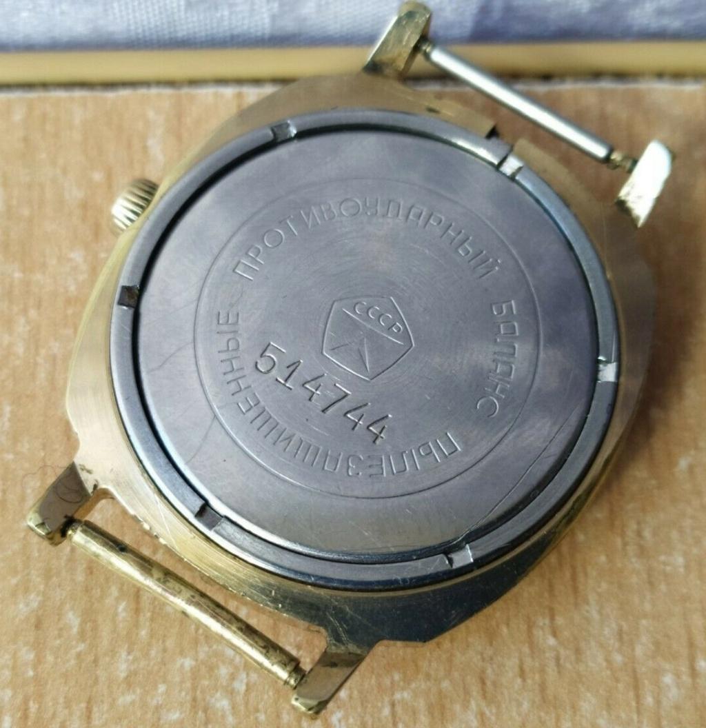 Des montres soviéto-roumaines: les OREX Orex1b10