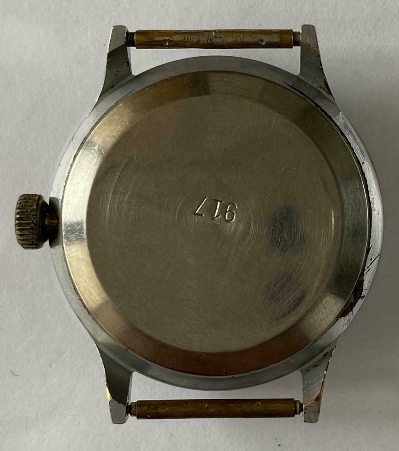 Des montres soviéto-roumaines: les OREX Orex2b10