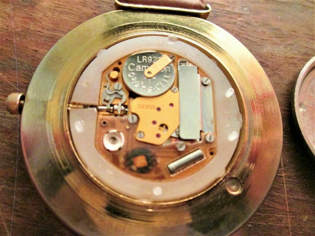 Des montres soviéto-roumaines: les OREX Orex3c10