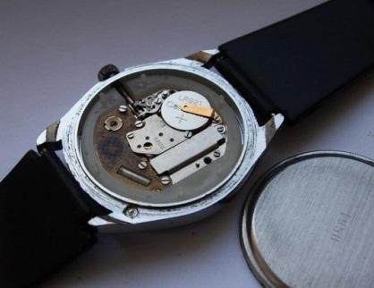 Des montres soviéto-roumaines: les OREX Orex4b10