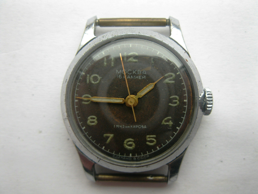 Les montres soviétiques radioactives S-l16057