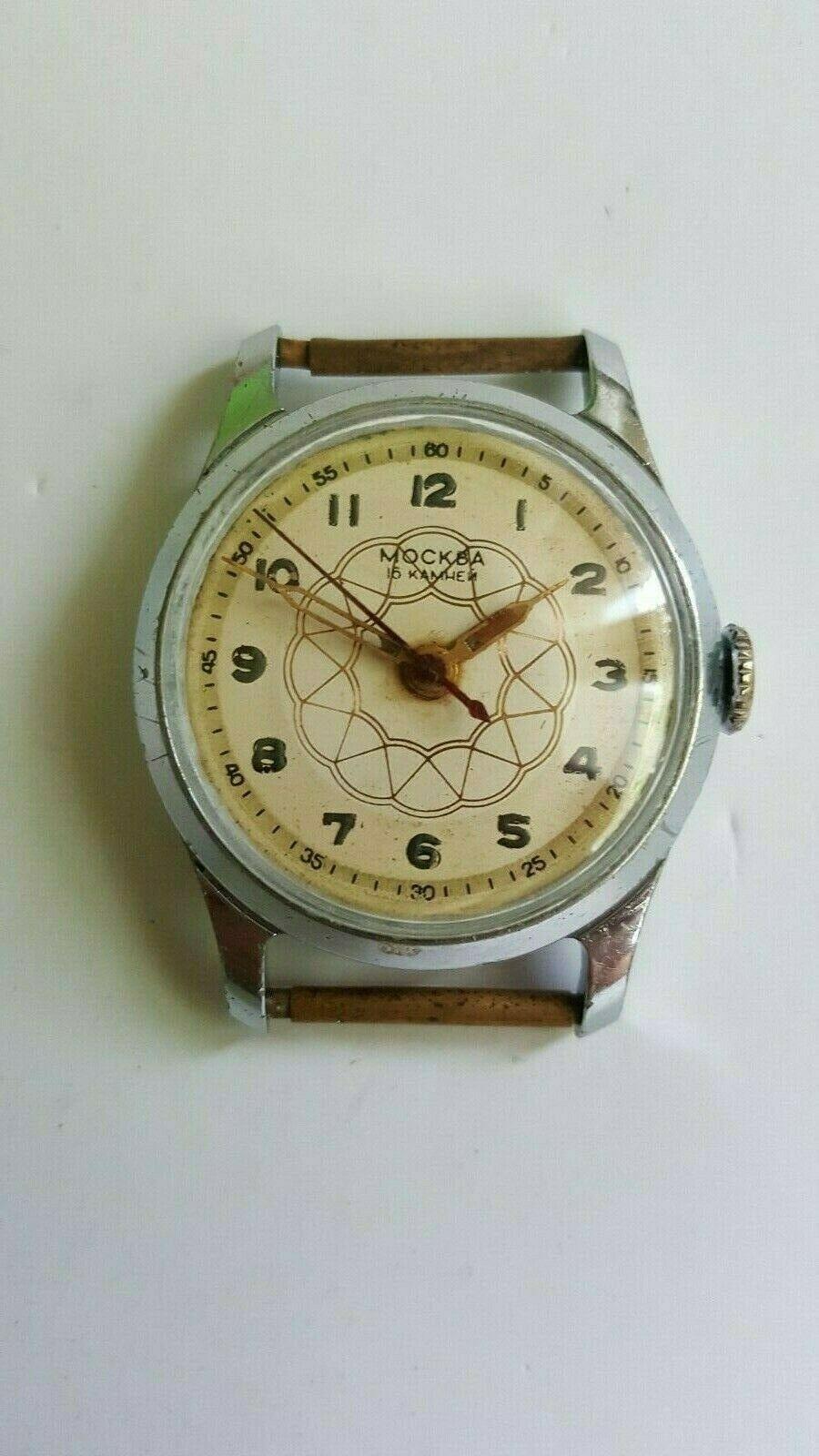 Les montres soviétiques radioactives S-l16060