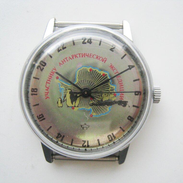 Les Raketa 24 heures soviétiques (2e partie: Les 2623.H spéciales) Sam6a10