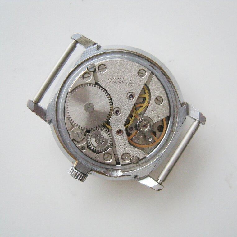 Les Raketa 24 heures soviétiques (2e partie: Les 2623.H spéciales) Sam6b10