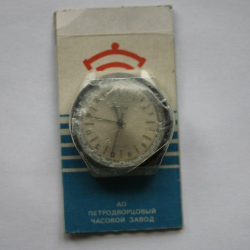 Les Raketa 24 heures soviétiques (2e partie: Les 2623.H spéciales) Sama110