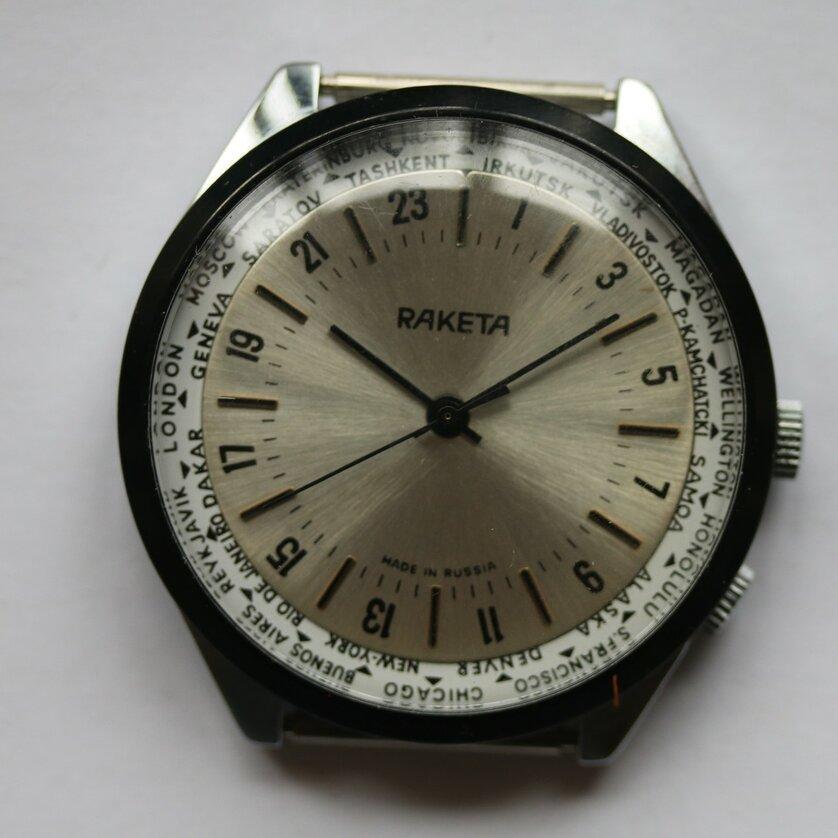Les Raketa 24 heures soviétiques (2e partie: Les 2623.H spéciales) Sama310