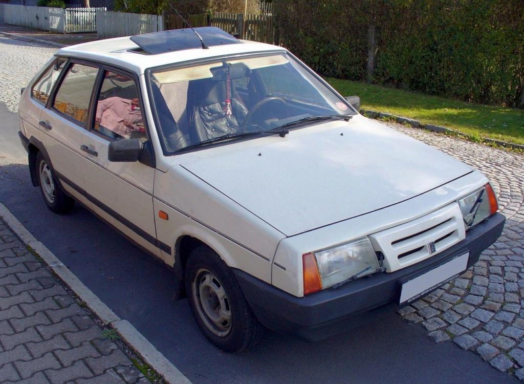 "Vostok ""25 ans de la VAZ"" Samara10"
