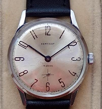 Les Serkisof: des montres soviétiques en Turquie Serkis11