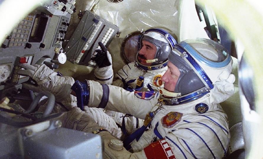 Chronomètre ADANAC (Slava СДСпр-1) Soyuz-10