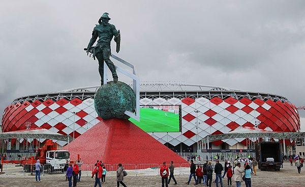 "Vostok Kadet ""Spartak"" Stade10"